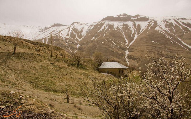 مناظر اطراف روستای خور