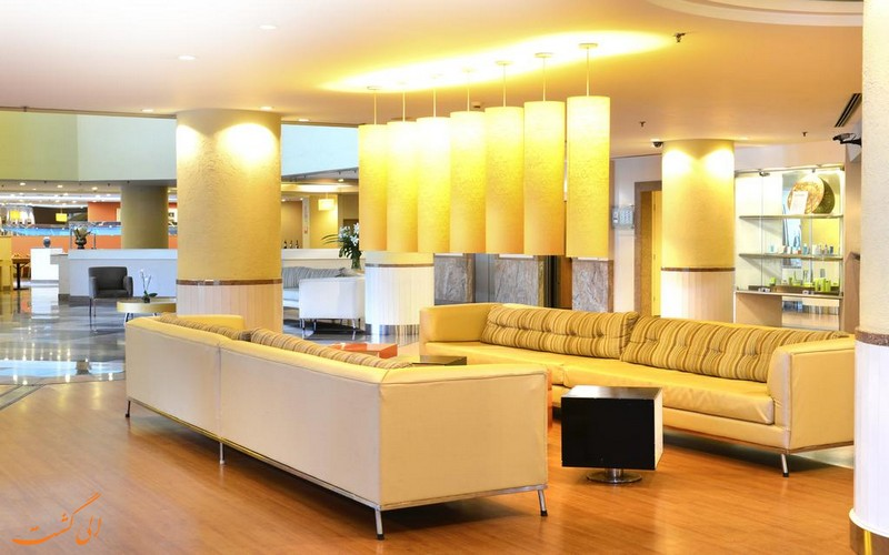 هتل 4 ستاره پستانا سائوپائولو