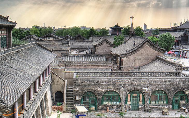 شهر قدیمی پینگ یائو در چین