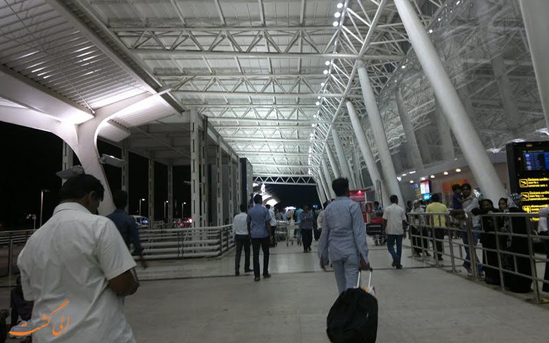 آشنایی با فرودگاه بین المللی چنای