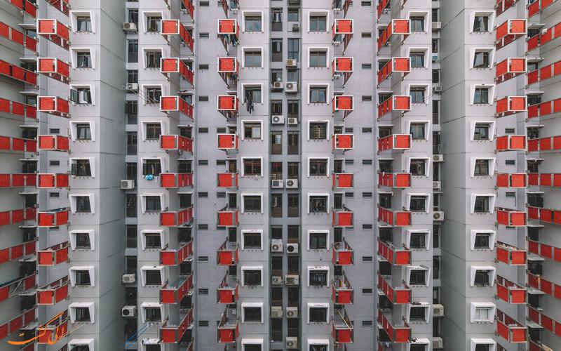 خانه های سنگاپوری ها