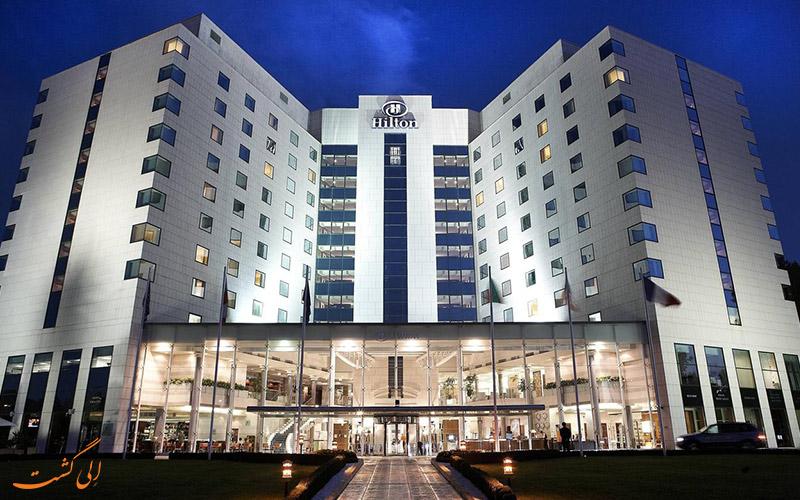 هتل هیلتون صوفیه