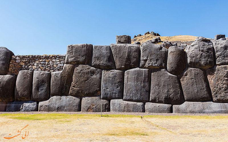 هیچ بشری نتوانسته این دیوار را خراب کند! + عکس واقعی دیوار