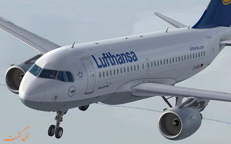 آشنایی با هواپیمای ایرباس A318