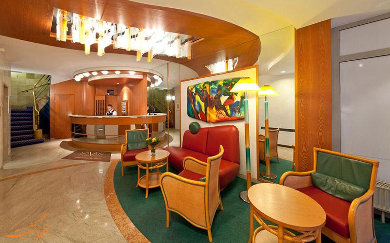 امکانات تفریحی هتل نووم بلوار اشتوتگارت سیتی