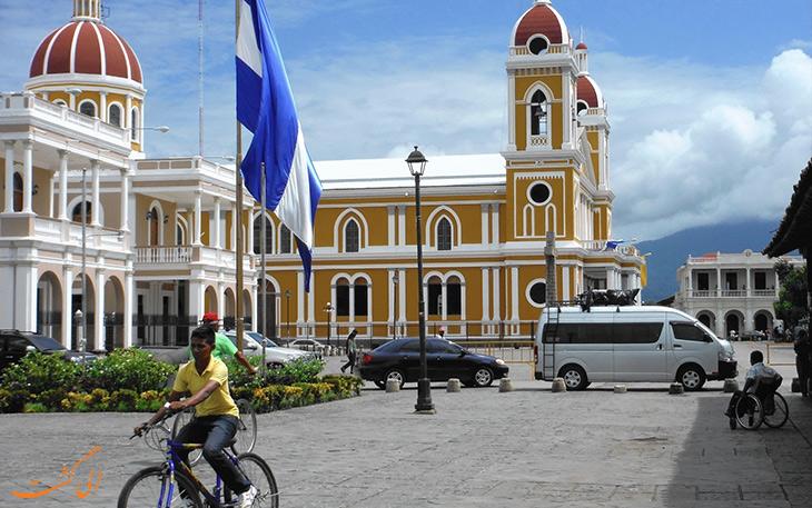امنیت در نیکاراگوئه