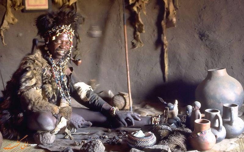 جادوگرها در تانزانیا