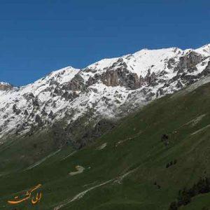 قفقاز Caucasus Mountains