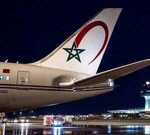 شرکت هواپیمایی مغرب