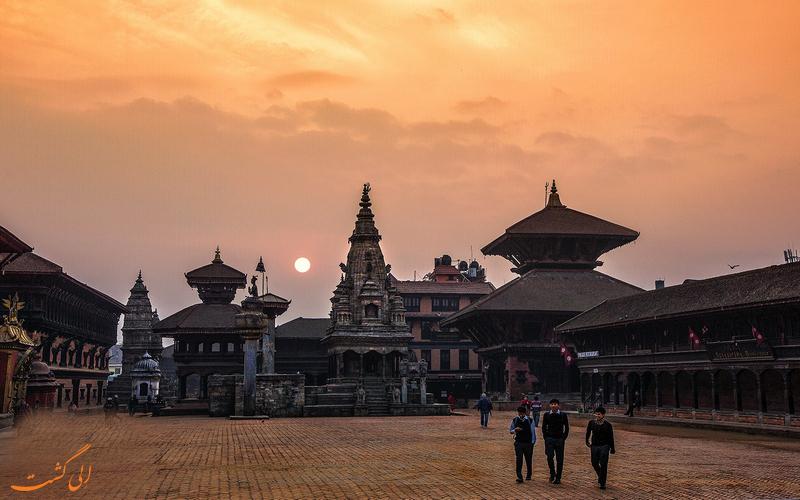 هاکتاپور، زیباترین شهرهای نپال