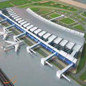 فرودگاه جیپور در هند