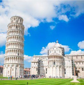 جاذبه های توریستی ایتالیا