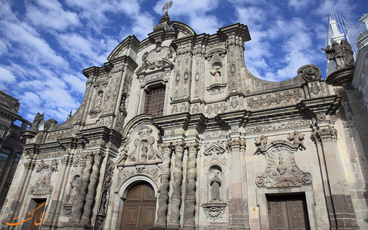 کلیسای اکوادور