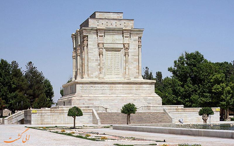 مقبره ی فردوسی در توس