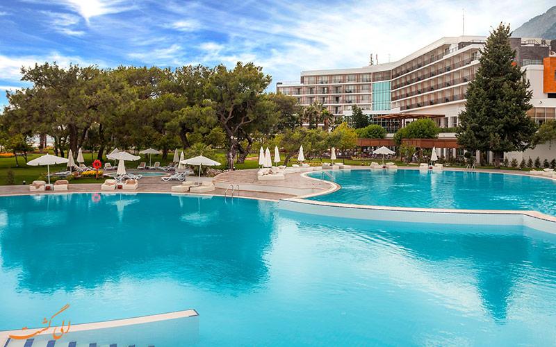 هتل رکسوس بلدیبی آنتالیا