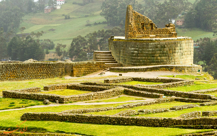 اینگاپیرکا در اکوادور