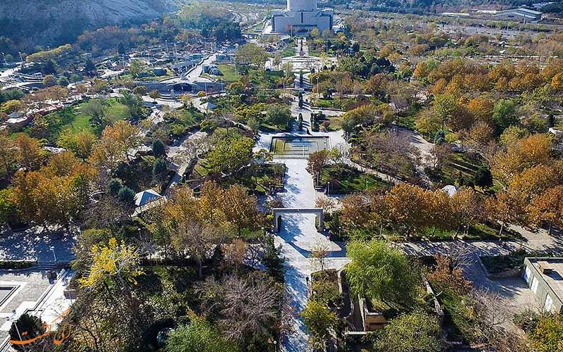 منطقه ی بزرگ کوه سنگی مشهد