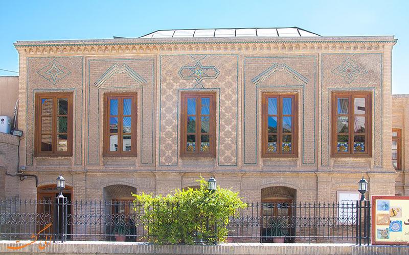 خانه ی تاریخی ملک یادگار قاجار در مشهد