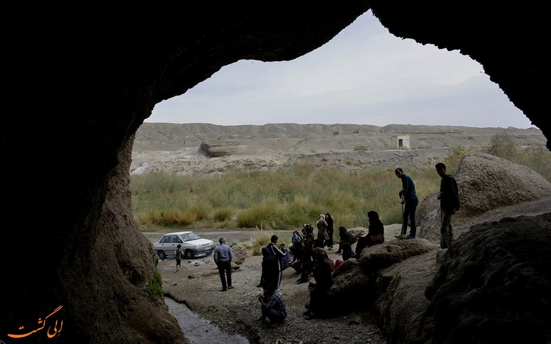 غار تاریخی لادیز