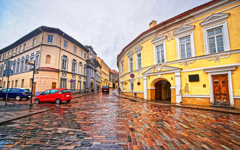 عکس از کشور لیتوانی
