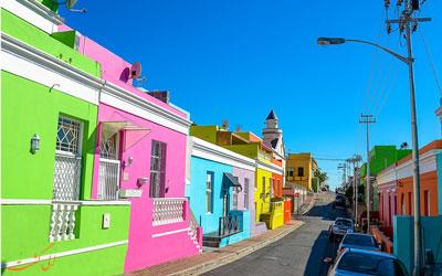 محله بوکاپ آفریقای جنوبی