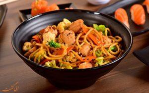خوشمزه ترین غذاهای ژاپنی