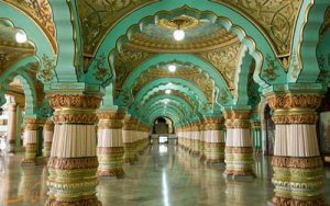 قصر میسور در هند