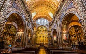 کلیسای جامعه مسیح اکوادور