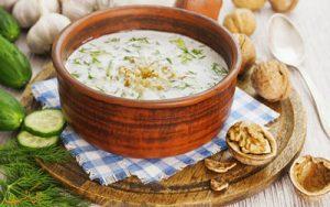 غذاهای تابستانی بلغارستان