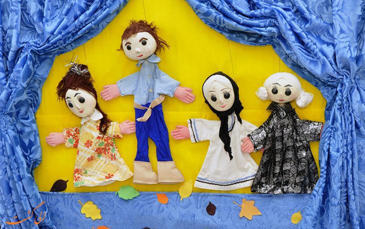 موزه عروسک وارنا