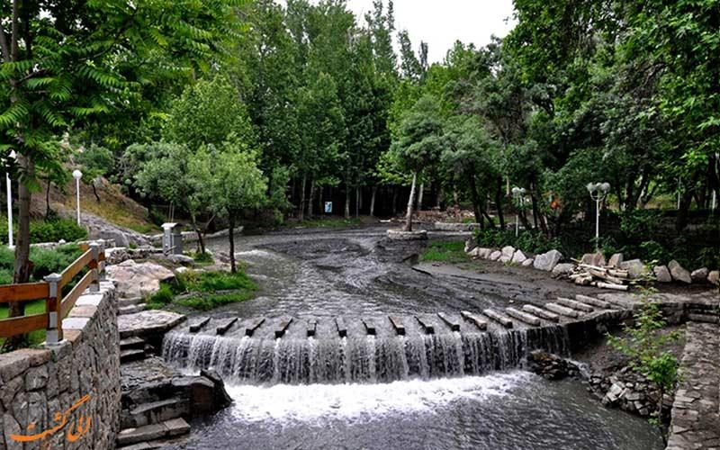 باغ وکیل آباد مشهد