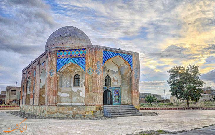 آرامگاه شیخ امینالدین جبرئیل، دیدنی های اردبیل