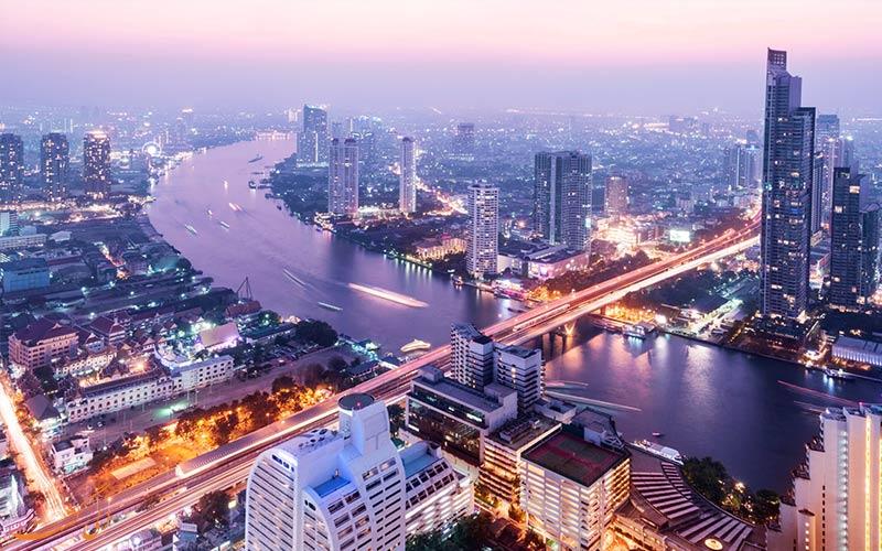 بهترین کشورها برای مهاجرت کاری به تایلند