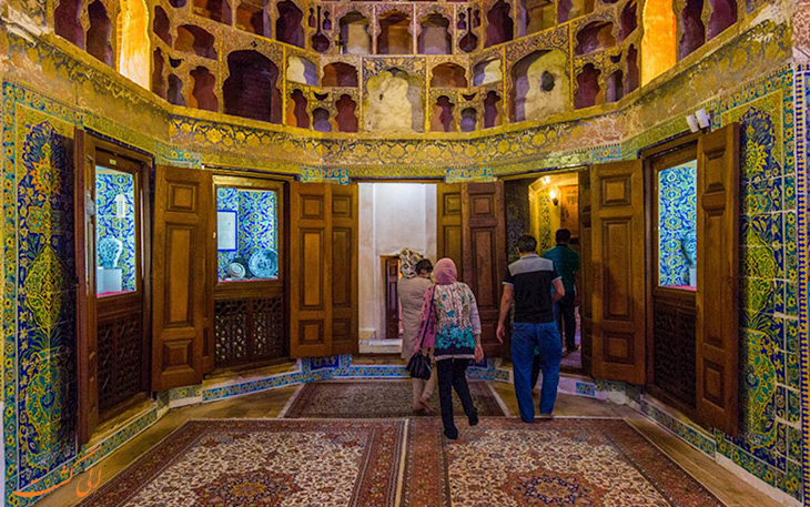 موزه چینی خانه اردبیل