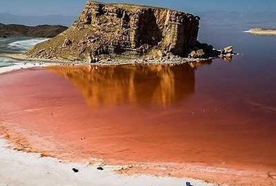 خشک شدن دریاچه ارومیه - الی گشت