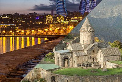 ایروان بهتر است یا باکو