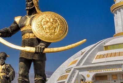 راهنمای سفر به ترکمنستان