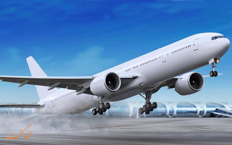 سرعت تیک آف هواپیما