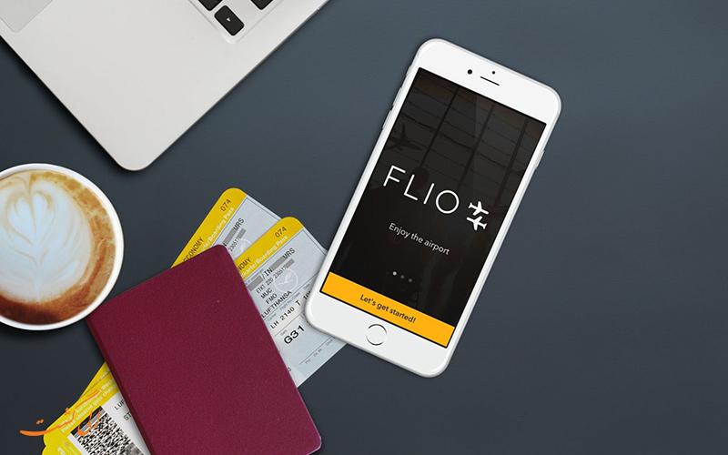اپلیکیشن FLIO