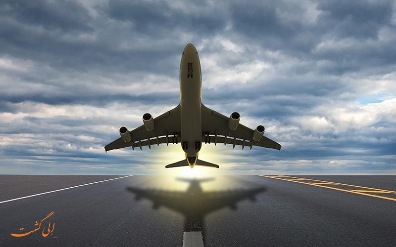 تیک آف هواپیما