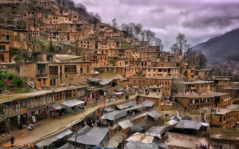 روستای ماسوله گیلان