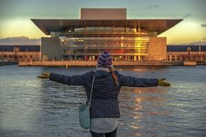 خانه اپرای کپنهاگ دانمارک