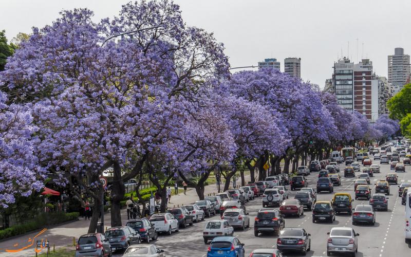 سفر به بوینس آیرس آرژانتین