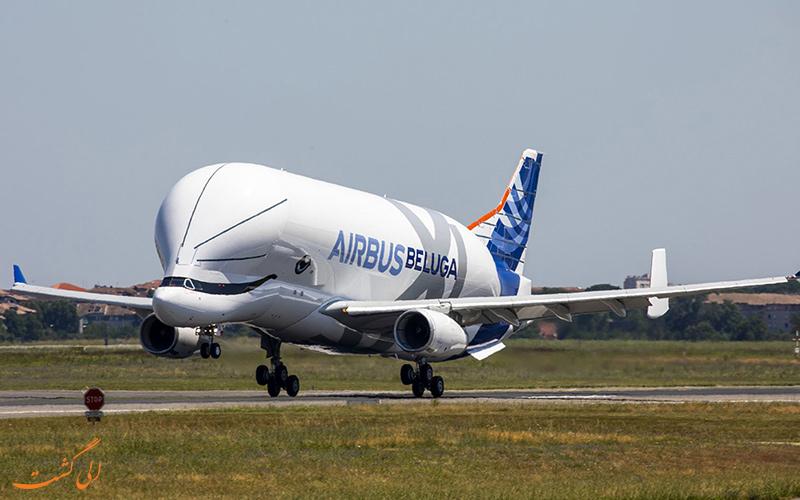 نسل جدید هواپیماهای غول پیکر ایرباس