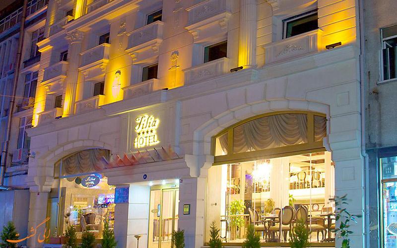 هتل تیلیا استانبول