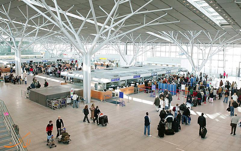 معرفی فرودگاه اشتوتگارت