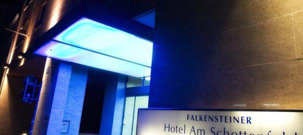 هتل فالکنشتاینر آم شوتنفلد وین