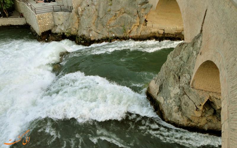 پل های تاریخی غرب ایران