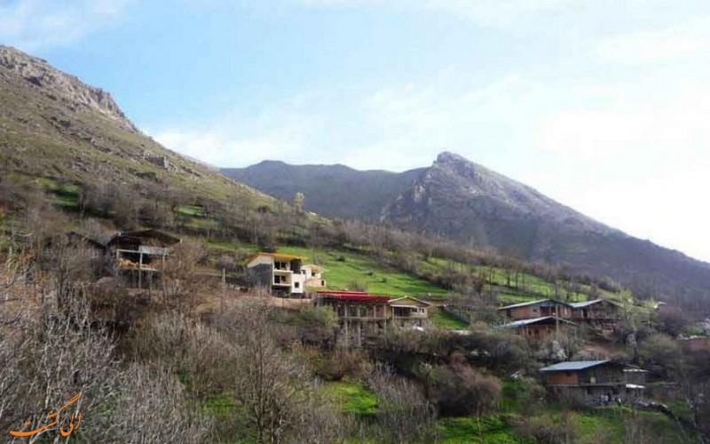روستای زیبای ناتر
