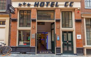 هتل سی سی آمستردام
